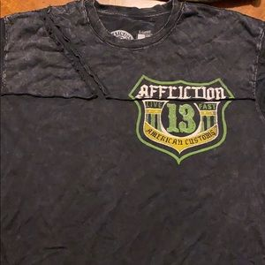 New Affliction Tee